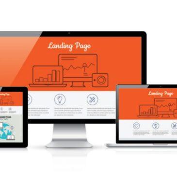 10 exemplos de Landing Pages com taxa de conversão acima de 31%