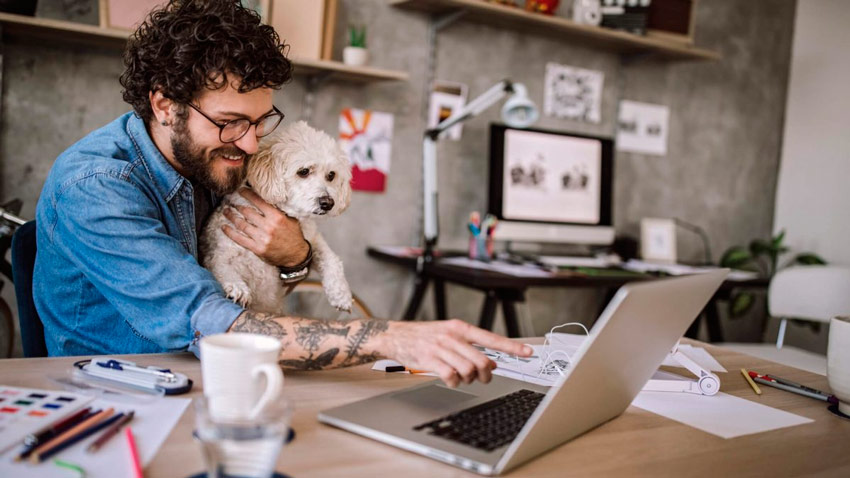 home-office Home office: o que é, como fazer e boas práticas para render em casa