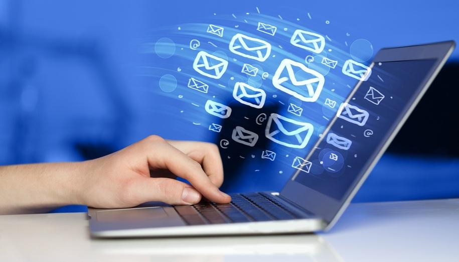 e-mail WebLogotipos - Agência de Comunicação